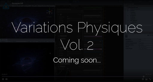 Variations Physiques vol. 2 in progress